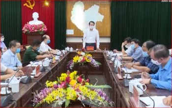 Thái Nguyên: tiếp tục tập trung chỉ đạo, phối hợp thực hiện tốt công tác phòng, chống dịch COVID-19