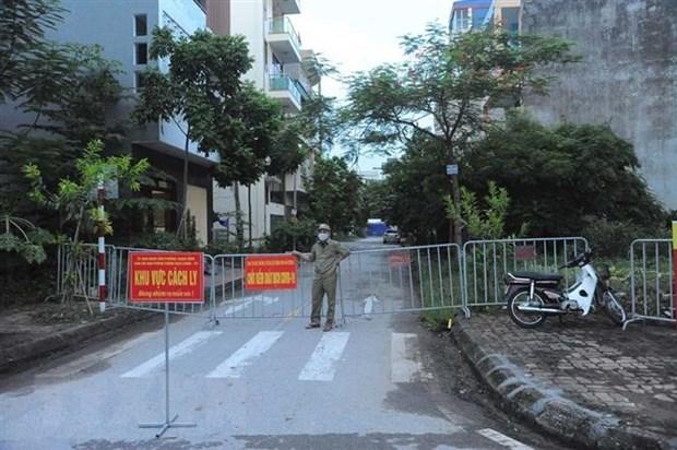 Việt Nam ghi nhận 7 ca mắc mới COVID-19 trong sáng 18/8