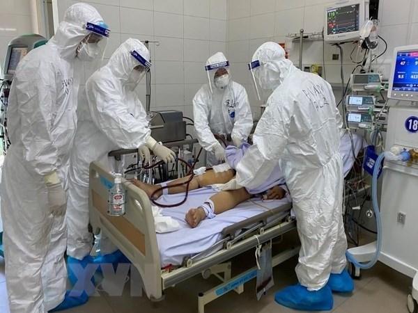 Việt Nam ghi nhận trường hợp tử vong thứ 27 do mắc COVID-19