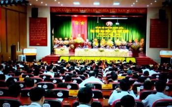 Khai mạc Đại hội Đại biểu Đảng bộ huyện Định Hóa lần thứ XXIV nhiệm kỳ 2020 - 2025