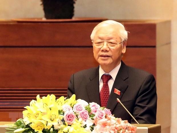 Tổng Bí thư: Chuẩn bị và tiến hành thật tốt Đại hội XIII của Đảng