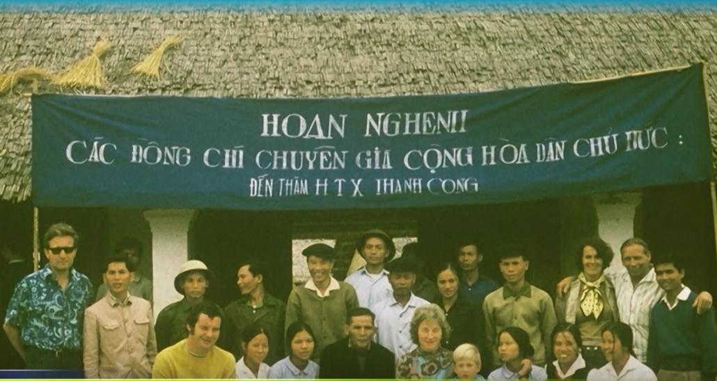 Những khoảnh khắc về Thái Nguyên qua ống kính Gunter Mosler