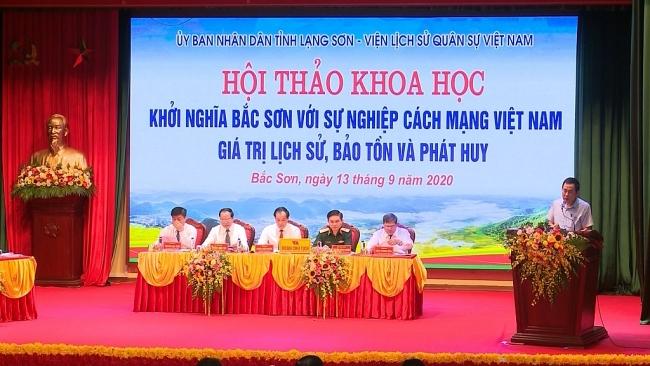 """Khởi nghĩa Bắc Sơn - """"tiếng súng"""" mở đầu giành Chính quyền Cách mạng"""