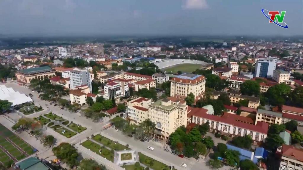 Thái Nguyên hướng tới phát triển đô thị văn minh hiện đại