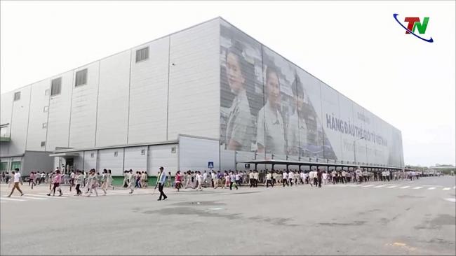 Công nghiệp Thái Nguyên, xứng tầm vị thế trung tâm vùng