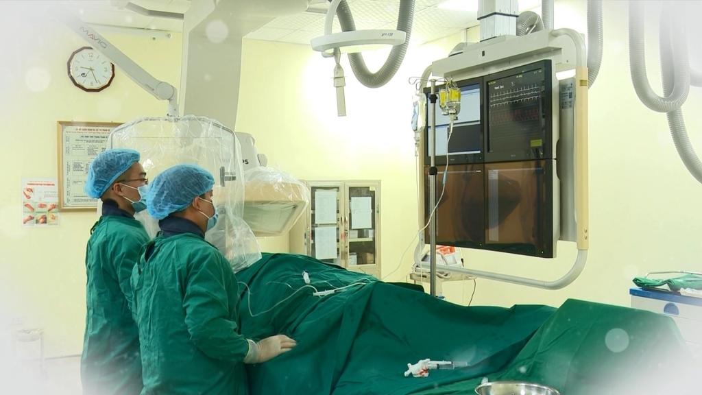 Phát triển y tế tỉnh Thái Nguyên phổ cập và chuyên sâu
