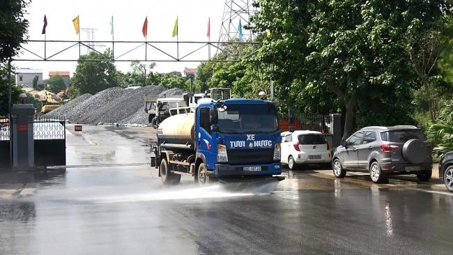 Chuyển biến tích cực trong công tác bảo vệ môi trường tại xã Thuận Thành, thị xã Phổ Yên