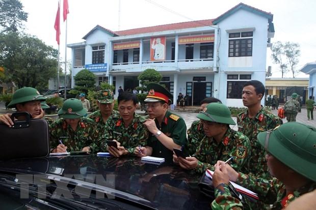 Chính phủ yêu cầu cấp bách tìm kiếm cứu nạn tại Rào Trăng 3