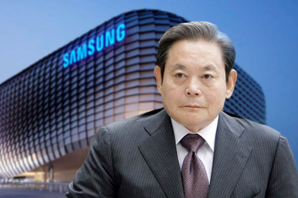Chu tich Tap doan Samsung Lee Kun-hee qua doi o tuoi 78 hinh anh 1