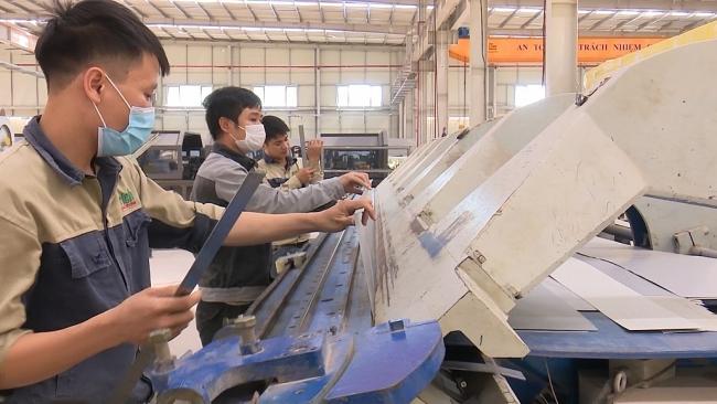 Thái Nguyên: Dự báo xuất khẩu tăng trưởng trở lại