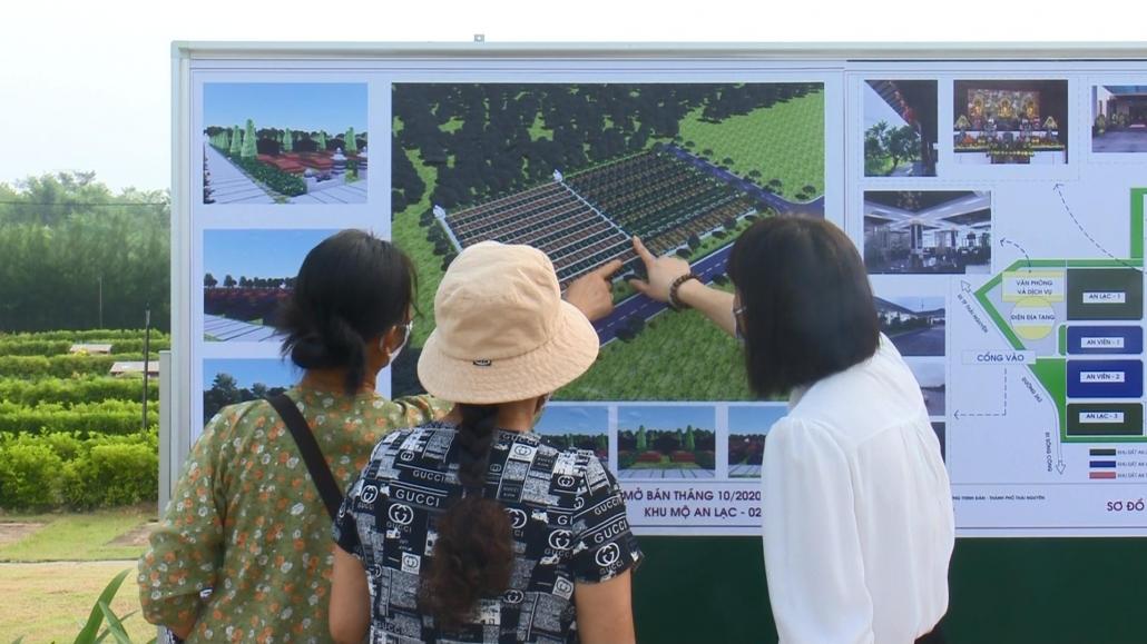 Quy hoạch nghĩa trang gắn với phát triển đô thị và đảm bảo an sinh xã hội