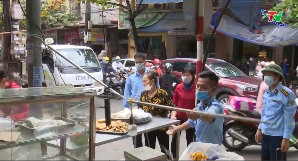TP Thái Nguyên tăng cường công tác quản lý trật tự, mỹ quan đô thị