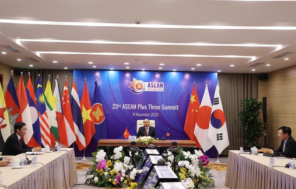 ASEAN+3 nâng cao tự cường kinh tế và tài chính trước những thách thức