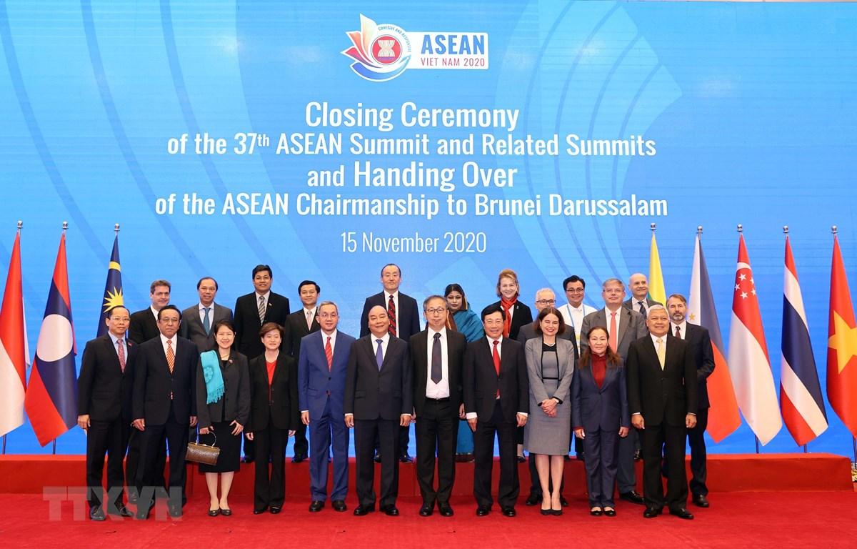 Bế mạc Hội nghị Cấp cao ASEAN lần thứ 37 và các Cấp cao liên quan