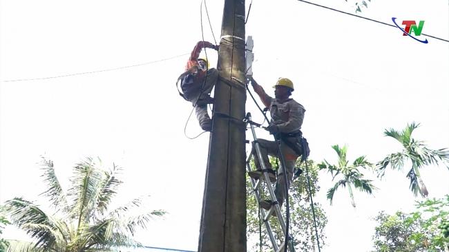Phấn đấu giảm tổn thất điện năng