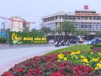 Thành phố Thái Nguyên chỉnh trang đô thị chào xuân Đinh Dậu
