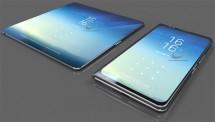 samsung khong the ra smartphone man hinh gap nam nay