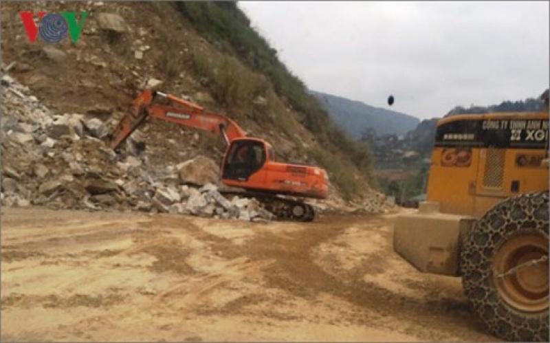 Phớt lờ dư luận, vi phạm khai thác đá vẫn diễn ra tại Xín Mần- Hà Giang