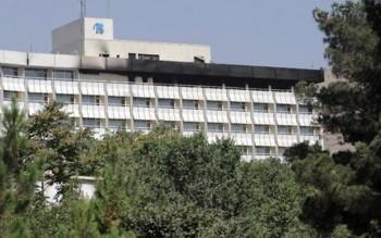 Khủng bố tấn công khách sạn hạng sang ở Kabul, đấu súng với an ninh