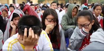 Dạy đạo đức bằng… khóc lóc, tội lỗi