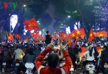 Đảm bảo trật tự ATGT cho hoạt động cổ vũ U23 Việt Nam