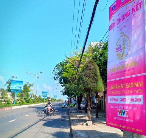 huy chung ket nu hoang tai nang va sac dep 2019 vi khong co giay phep