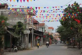 Hội đồng thẩm định TƯ công nhận TP. Vĩnh Yên hoàn thành xây dựng NTM