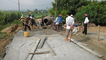 Sơn Hòa qua 5 năm xây dựng NTM