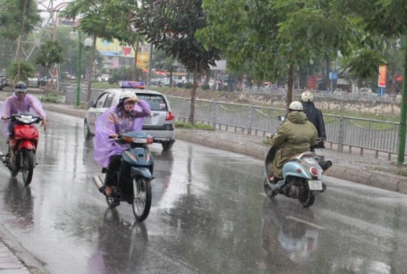 Dự báo thời tiết 23/2: Hà Nội trời mưa rét, có nơi 14 độ C