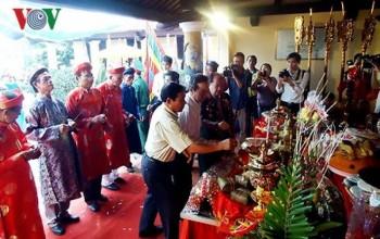 Chốt phương án tổ chức Giỗ Tổ Hùng Vương – Lễ hội Đền Hùng 2018