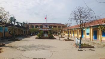 Kỷ luật Ban giám hiệu nhà trường tự ý cho học sinh nghỉ sau Tết