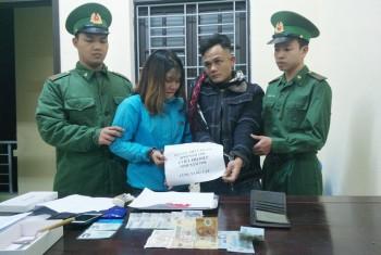 Đôi nam nữ mang ma túy lao thẳng xe vào lực lượng chốt chặn khi bị đuổi bắt
