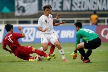 Vì U23 châu Á, VFF xin điều chỉnh lịch thi đấu trận Việt Nam-Hàn Quốc