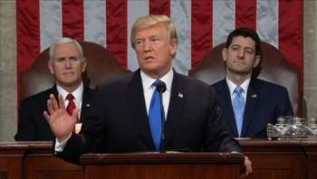 Phản ứng trái chiều trước Thông điệp Liên bang 2019 của ông Trump