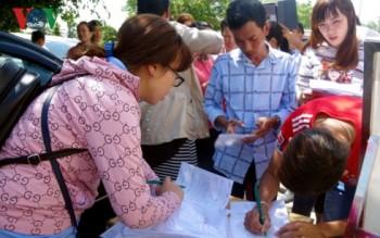 Nguyện vọng của công nhân Trà Vinh bị mất việc trước Tết