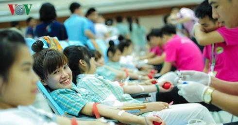 Kho máu dự trữ thiếu hụt trầm trọng sau Tết