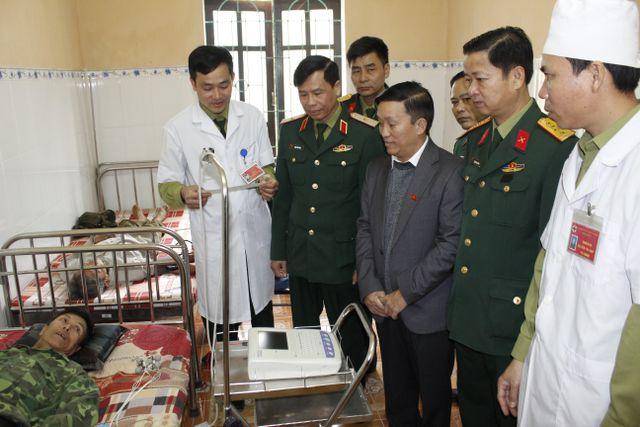 Người bác sĩ tận tụy với người dân hai bên biên giới Việt - Lào