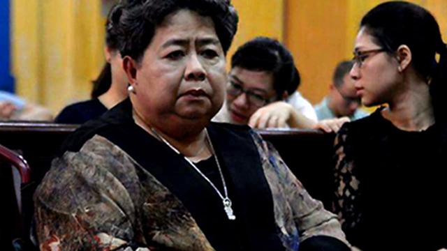 Đại gia Hứa Thị Phấn bị cáo buộc chiếm dụng 12.000 tỉ đồng