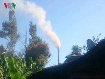 Người dân ở Pleiku phản ứng gay gắt vì công ty xả thải, gây ô nhiễm