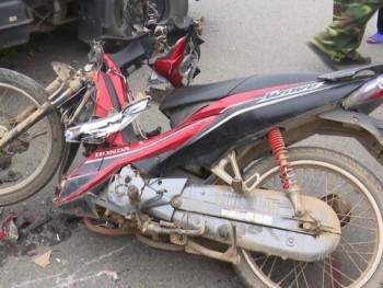 Tai nạn giao thông nghiêm trọng tại huyện Phú Lương.