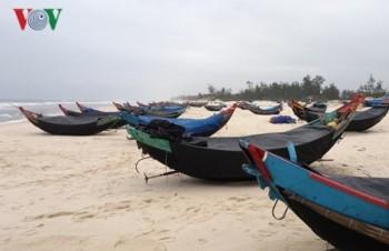 Quảng Bình: Nhức nhối nạn tàu giã cào bay