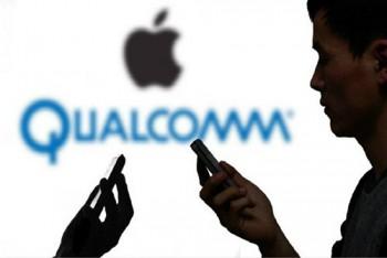 Qualcomm đòi Apple trả 1,41 USD trên mỗi iPhone bán ra