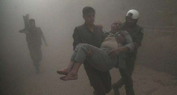 syria bac bao cao cua opcw ve viec su dung vu khi hoa hoc tai douma