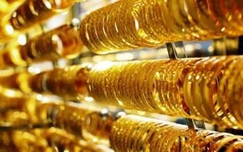 Giá vàng trong nước hôm nay tiếp tục lao dốc