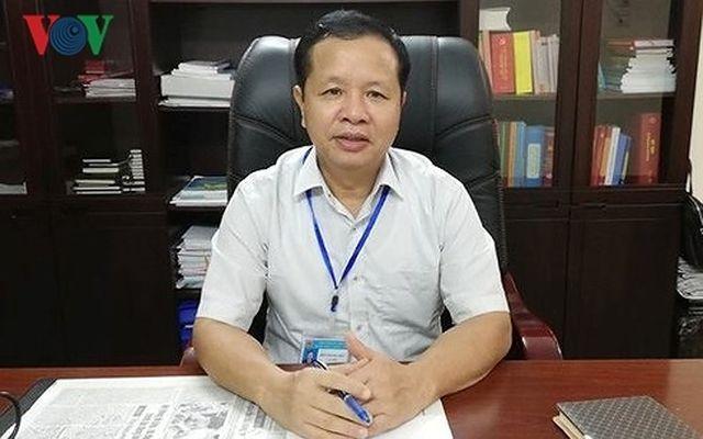 hoa binh ly giai viec chua cong bo thi sinh duoc nang diem thi 2018