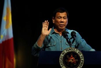 Tổng thống Philippines ra lệnh củng cố các thực thể chiếm đóng trên Biển Đông