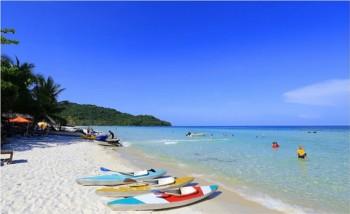 Thiên đường nghỉ dưỡng bên bờ biển Phú Quốc