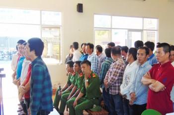 Băng nhóm gồm 30 đối tượng chuyên trộm cắp liên tỉnh miền Tây
