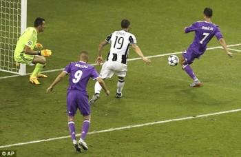 Juventus - Real Madrid: Bại binh phục hận