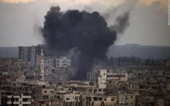 HĐBA họp khẩn sau vụ tấn công nghi sử dụng vũ khí hóa học ở Syria